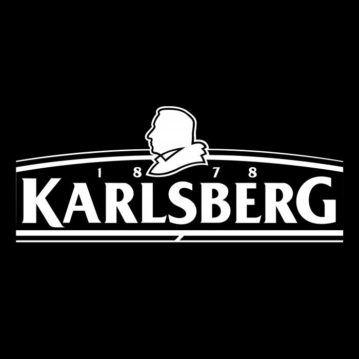 Karlsberg logo black