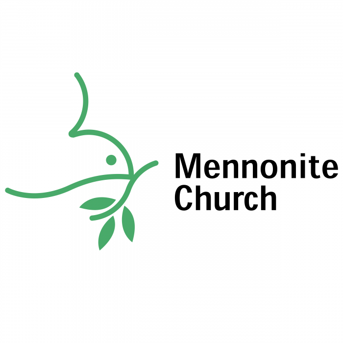 Mennonite Church logo green