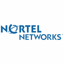 Nortel Networks logo blue