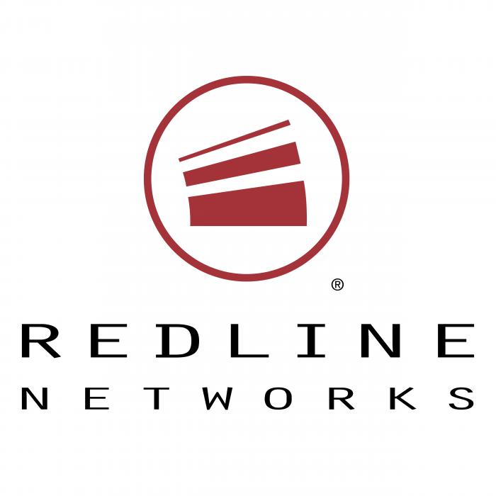 Redline Networks logo red