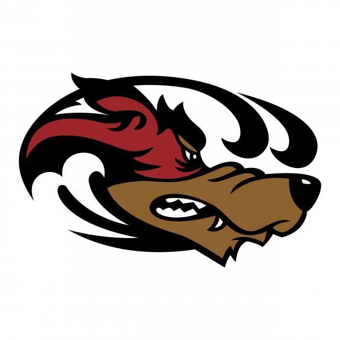 Riverhounds logo dog