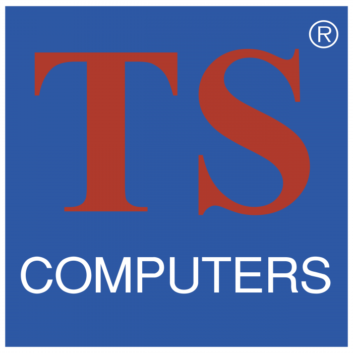 TS Computers logo r