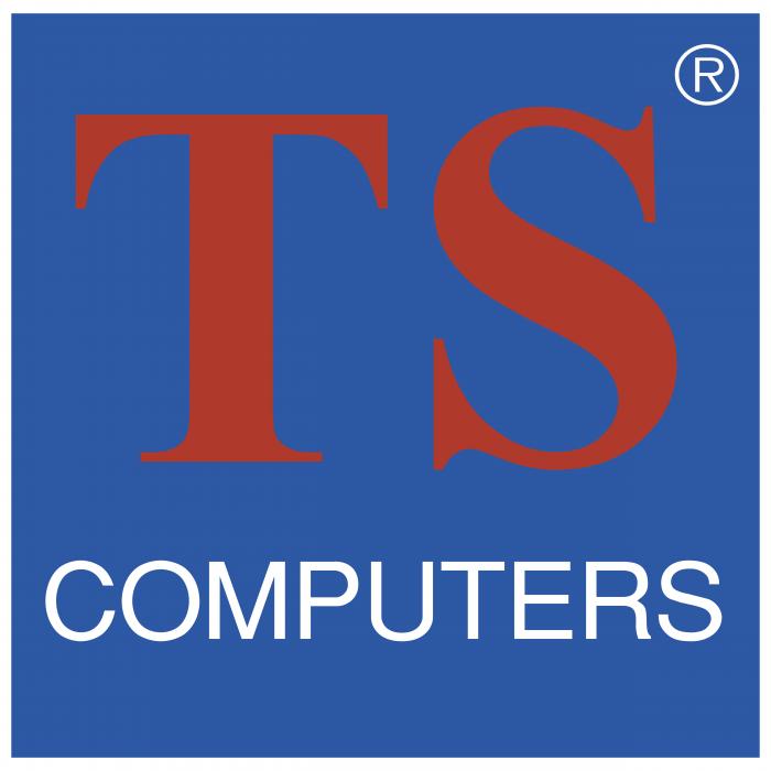 TS Computers logo r