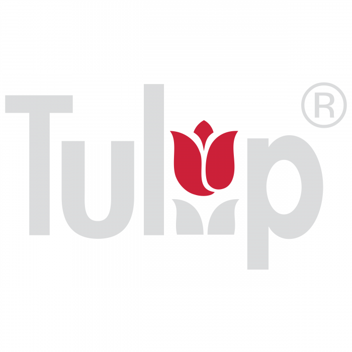 Tulip.com logo red