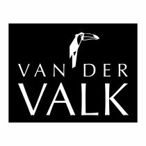 Van Der Valk logo cube