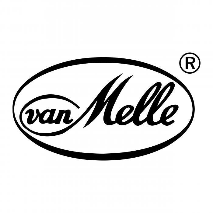Van Melle logo black