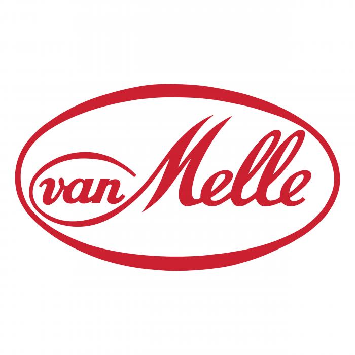 Van Melle logo red