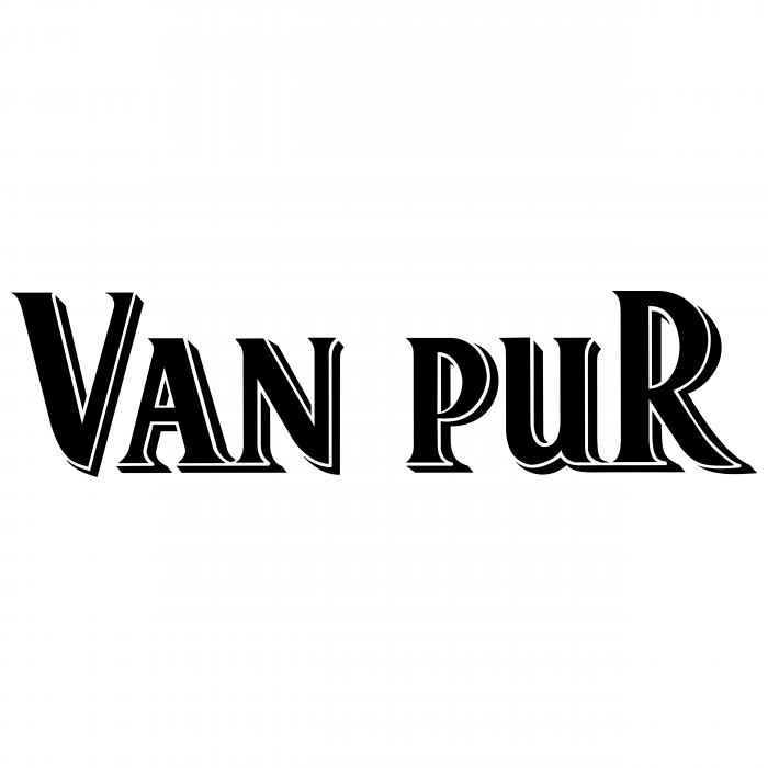 Van Pur logo black