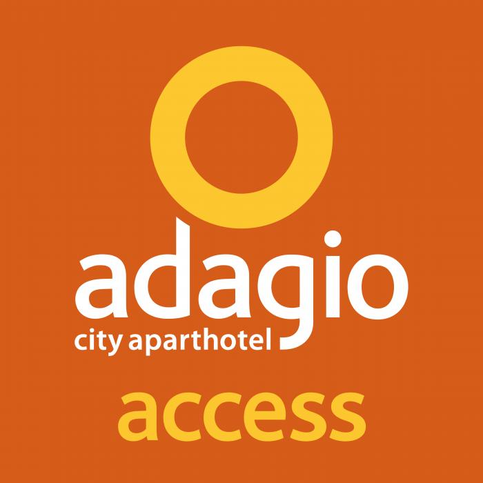 Adagio Aparthotel Logo