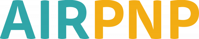 Airpnp Logo text