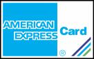 American Express Card Logo