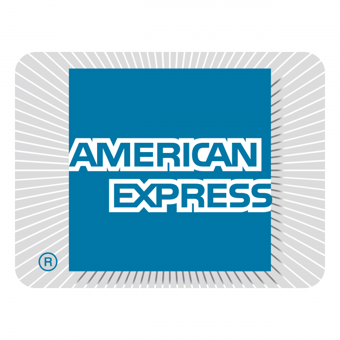 American Express Card Logo old