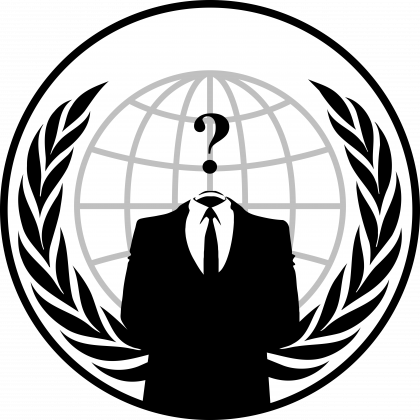 Anonymous Group Logo