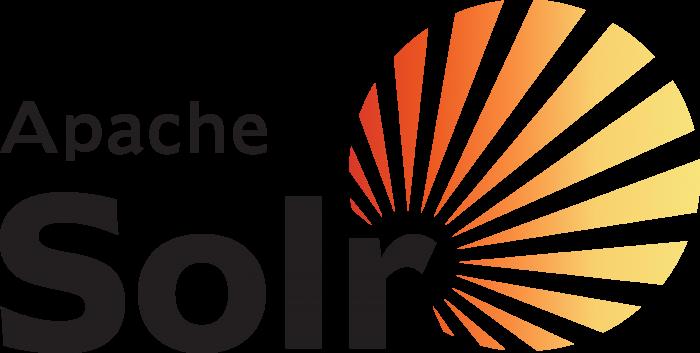 Apache Solr Logo full 1