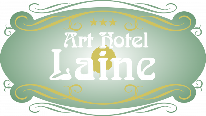 Art Hotel Laine Logo
