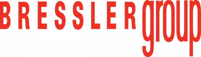 Bressler Group Logo red text