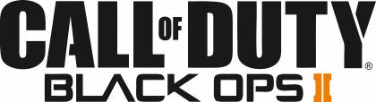 Call of Duty Black Ops Logo text