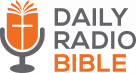 Daily Radio Bible Logo