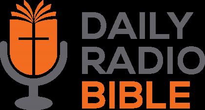 Daily Radio Bible Logo