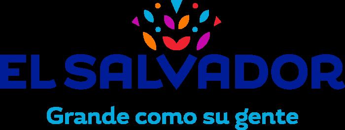 El Salvador Logo full