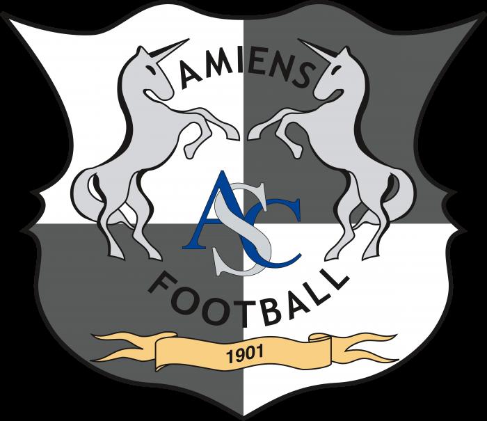 FC Amiens Logo old
