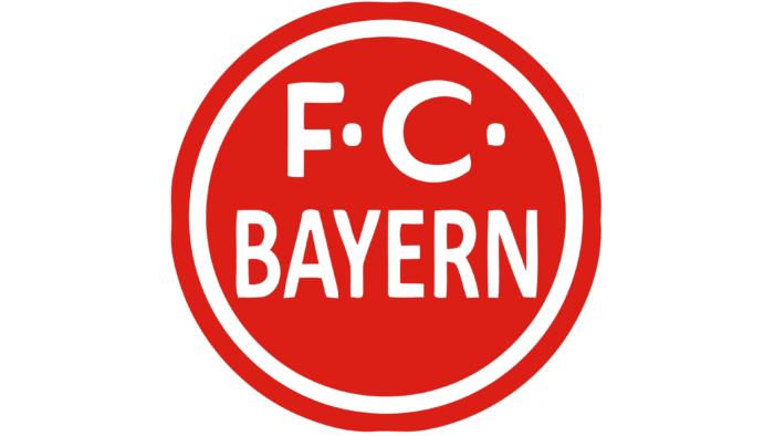 FC Bayern Munich Logo 1954