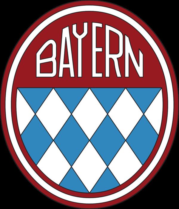 FC Bayern Munich Logo 1965