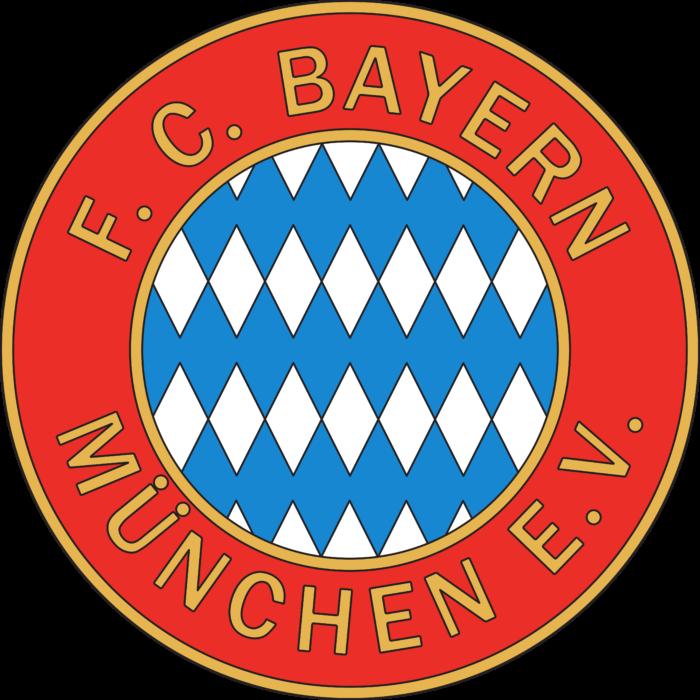 FC Bayern Munich Logo 1970