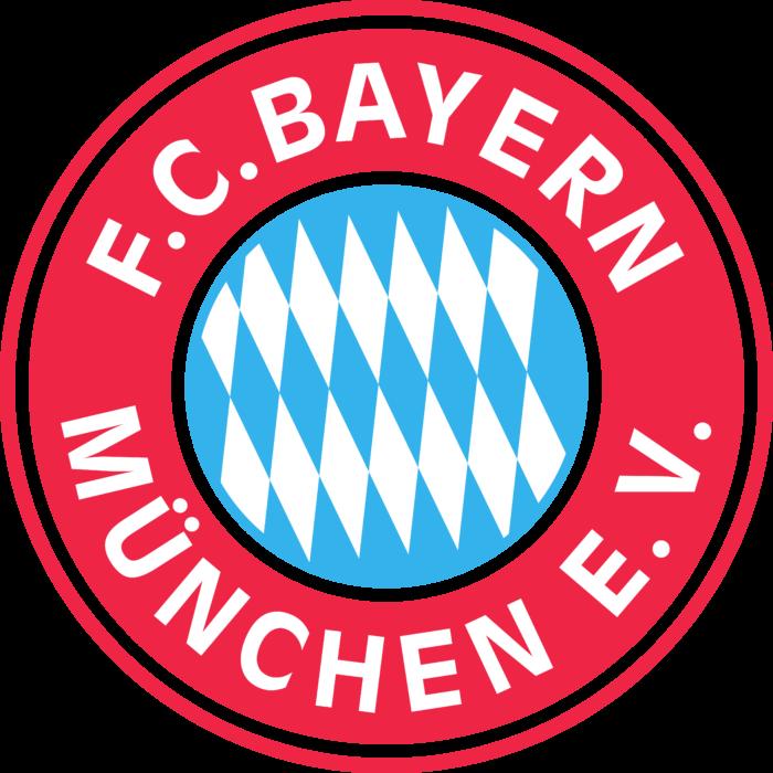 FC Bayern Munich Logo 1979