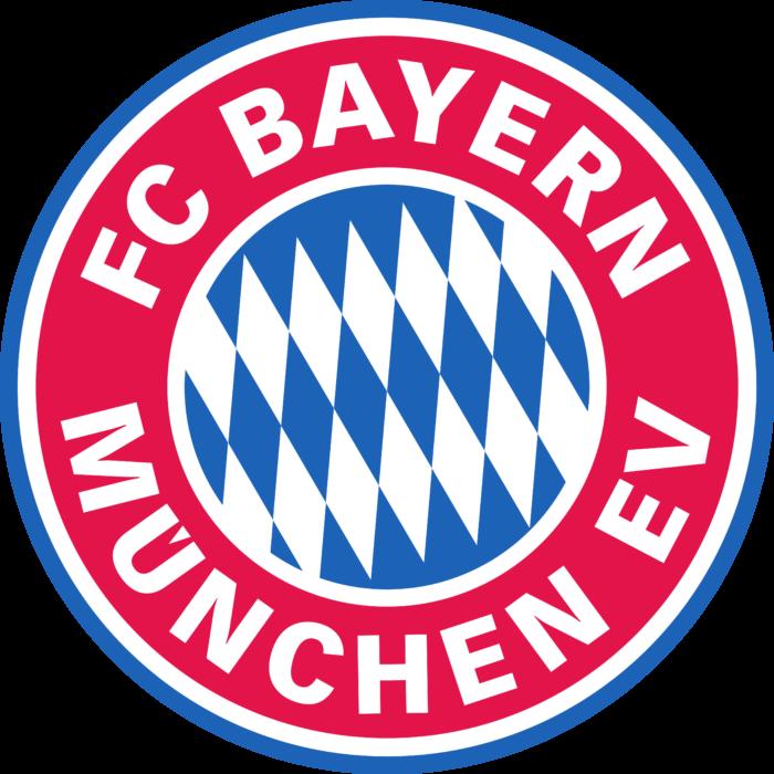 FC Bayern Munich Logo 1996