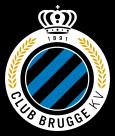 FC Brugge Logo black