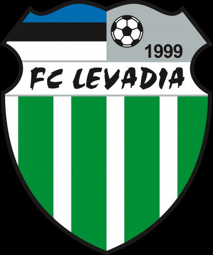 FC Levadia Tallinn Logo old