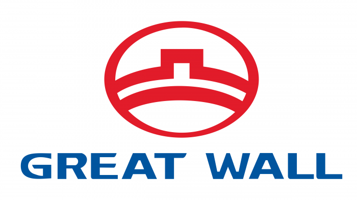 Great Wall Motors Company Logo full old