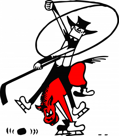 HC Portland Buckaroos Logo