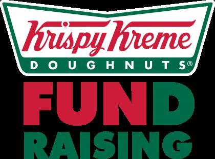 Krispy Kreme Fundraising Logo