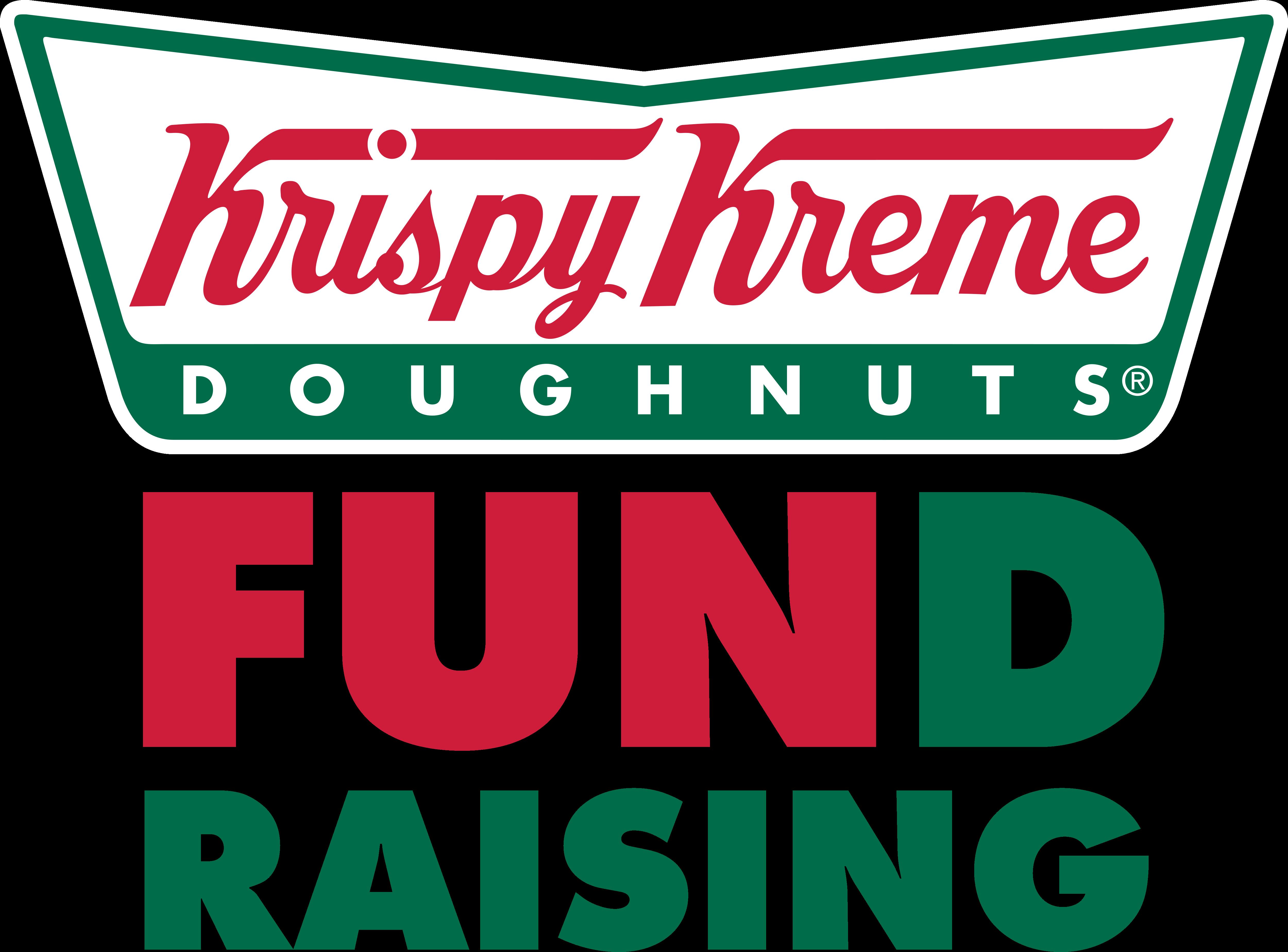 Krispy Kreme Fundraising Logos Download
