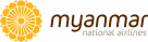Myanmar National Airlines Logo