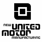 New United Motor Manufacturing Logo