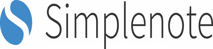 Simplenote Logo full