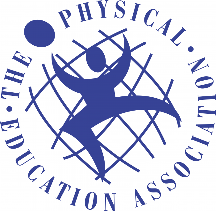 The Physical Education Association Logo