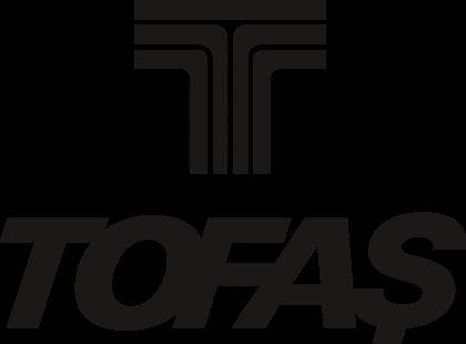 Tofas Logo black