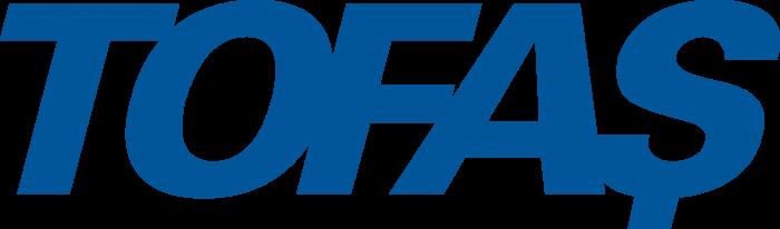 Tofas Logo text