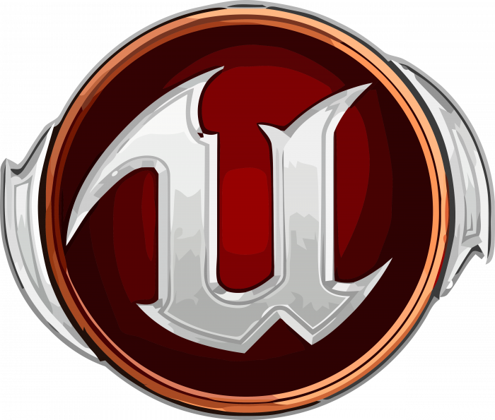 Unreal Tournament Logo round 3