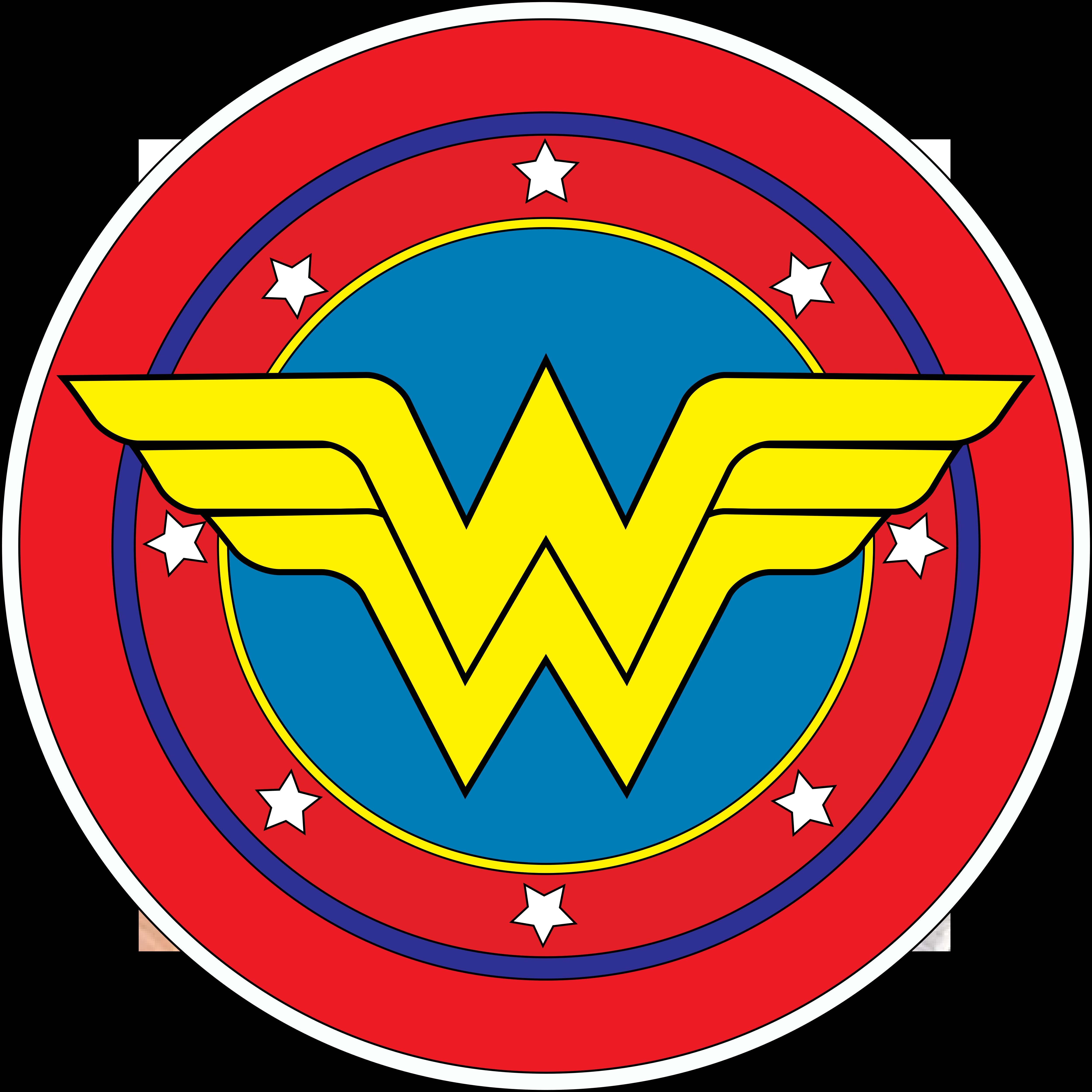 Wonder Woman - Logos Download