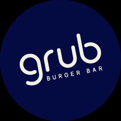 Grub Burger Bar Logo