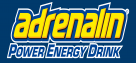 Adrenalin Power Energy Drink Logo