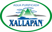 Agua Purificada Xallapan Logo
