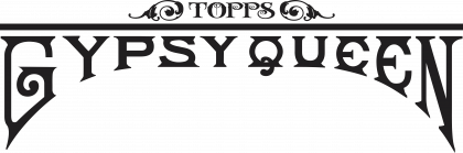 Gypsy Queen Baseball Logo