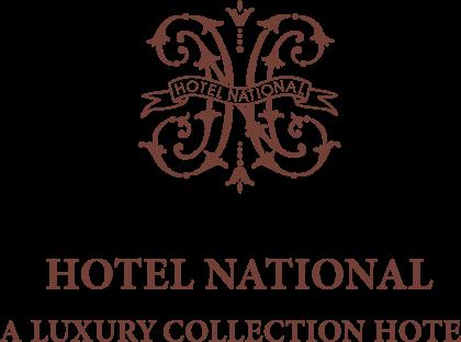 Hotel National Logo
