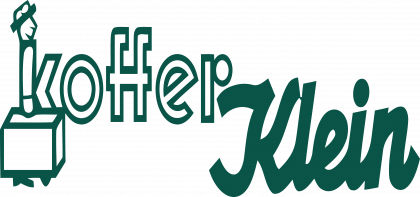 Koffer Klein Logo